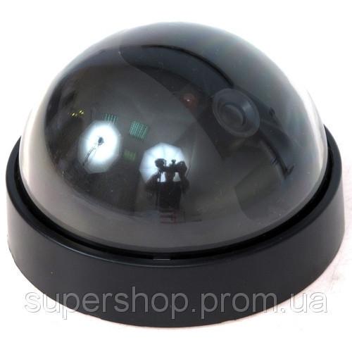 Купольная камера видеонаблюдения муляж, Видео камера обманка, видеокамера
