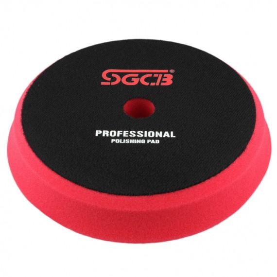 SGCB SGGA054 Полировальный круг мягкий красный 150x180 мм