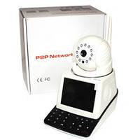 Камера видеонаблюдения IP с экраном H0096