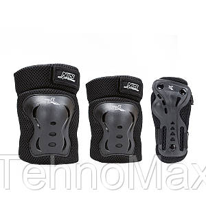 Комплект защитный Nils Extreme H706 Size M Black