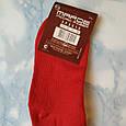 Носки женские красные, размер 35-39, фото 5
