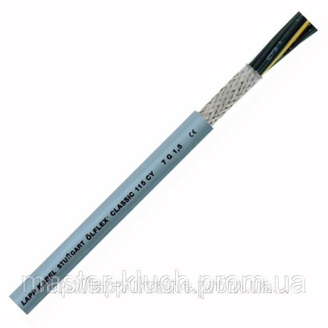 Кабель ÖLFLEX CLASSIC 115 CY 3*2.5