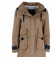 Куртка женская Glo-Story бежевая