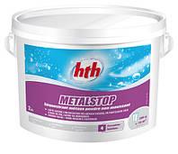 Средство hth для выведения металлов (гранулы) 2кг