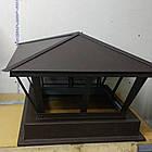 Ковпак на димарі 520*520(ruukki 0.5 мм), фото 3