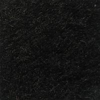 Фетр натуральный 1.3 мм, 20x30 см, ЧЕРНЫЙ, фото 1