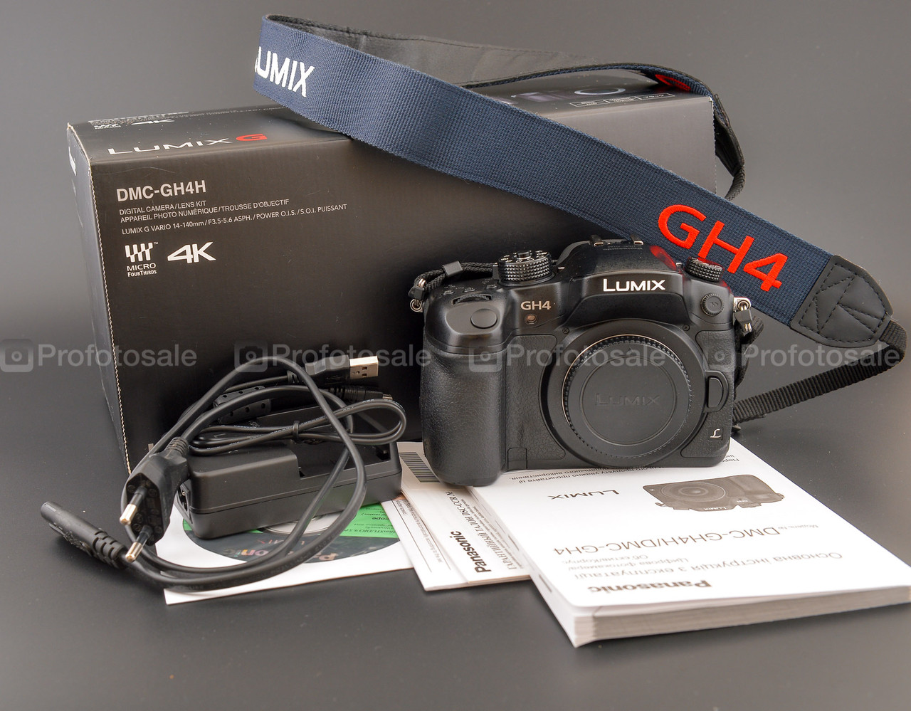 Panasonic GH-4
