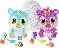 Hatchimals Chipadee Интерактивное яйцо, Чипади Хатчималс малыш в яйце, Spin Master Оригинал из США, фото 1