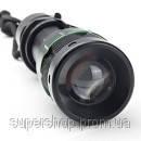 Тактический фонарик Police 3000w с линзой BL-8455