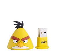 Флешка (USB Flash Drive)  EMTEC  Angry Birds 8Gb, фото 1