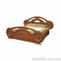 ТИНА Кровать 160 (каркас с основой под матрас)