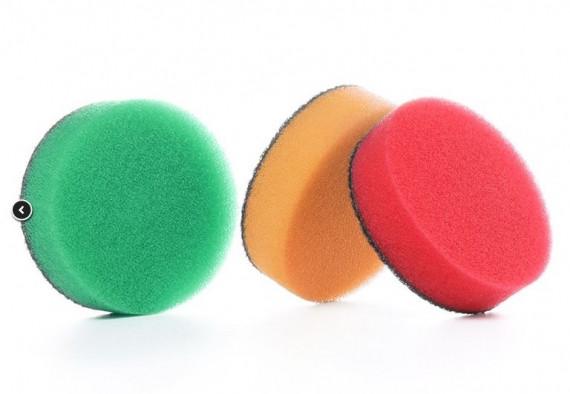 SGCB Foam Pad Set SGGA045 Набор полировальных мини кружков (4 шт.) 55 мм