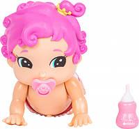 Интерактивная куколка Moose Bizzy bubs Primmy ползает 15 см (0630996284728) (28472)