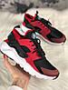 """Мужские кроссовки в стиле Nike Air Huarache Ultra """"Black/Red"""" ( в стиле Найк ), фото 4"""