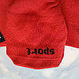 Носки женские красные, размер 35-39, фото 3
