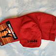 Носки женские красные, размер 35-39, фото 2