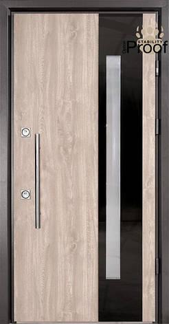 Двери уличные, STRAJ Proof, модель ESTRA, комплектация Proof Standard Hook, MUL-T-LOCK 352k, фото 2