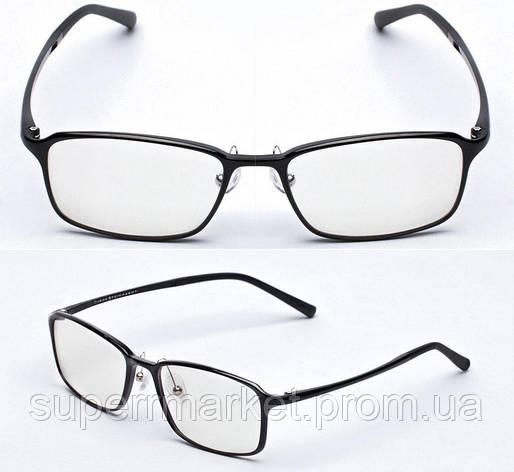 Очки компьютерные Xiaomi TS Turok Steinhard Anti-blue Glasses Black  FU006, фото 2