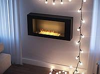Биокамин Simple Fire  BLACKBOX 900 со стеклом