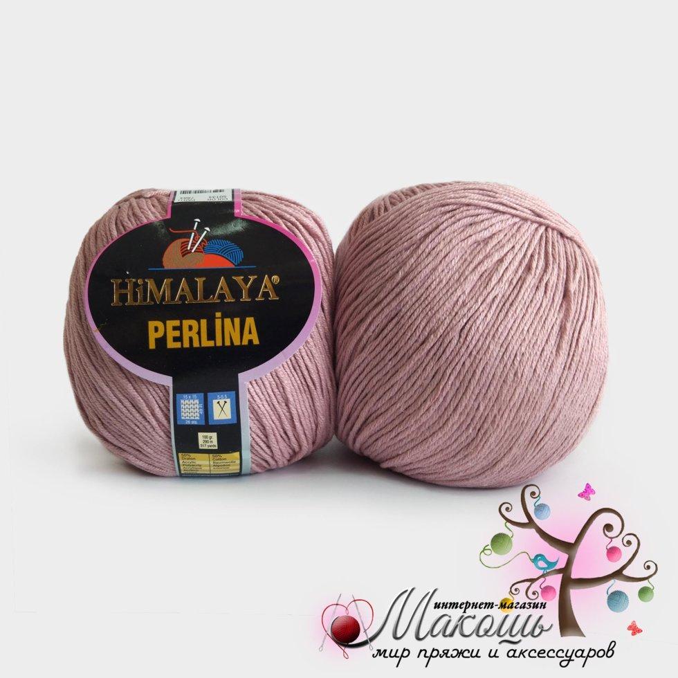 Пряжа Перлина Perlina Himalaya, №50134, пыльная роза