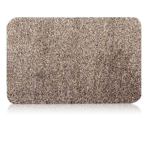 Придверный супер впитывающий коврик Clean Step Mat придверный Super Clean Mat Бежевый по Украине
