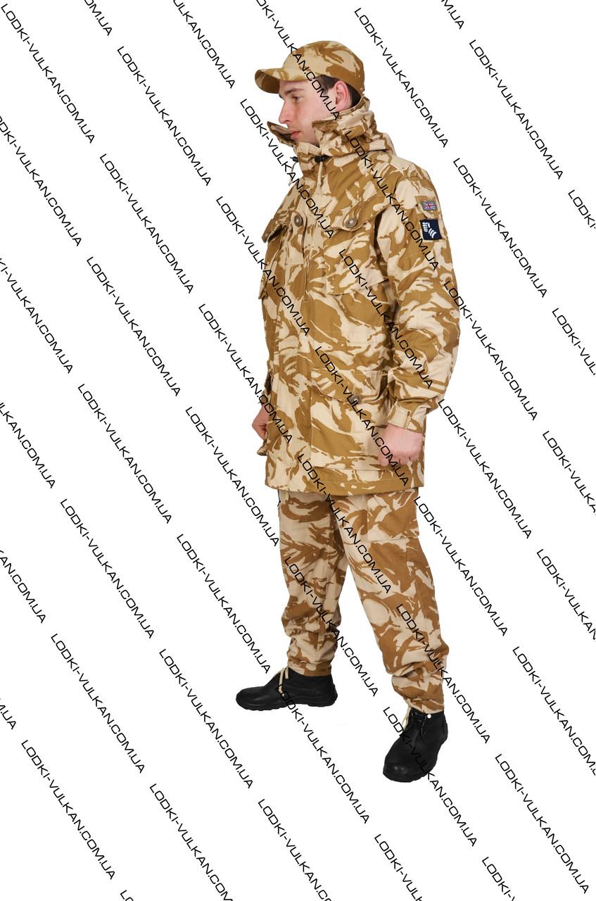 Военный костюм камуфляж DPM Сахара (170-104)