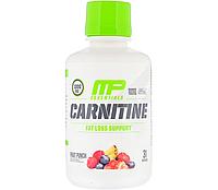 Жидкий L-карнитин MusclePharm Carnitine 459 мл