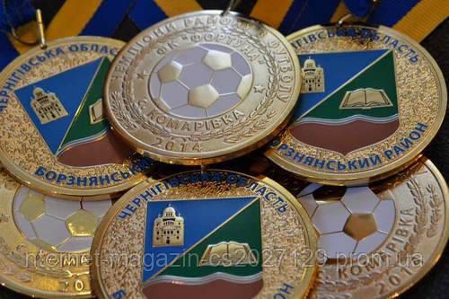 Спортивные и корпоративные медали