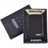 Зажигалка бензиновая Zippo в подарочной упаковке №4731-1
