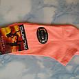 Носки женские персиковые, размер 35-39, фото 4