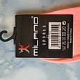 Носки женские персиковые, размер 35-39, фото 3
