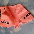 Носки женские персиковые, размер 35-39, фото 2