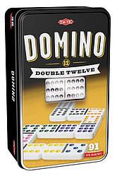 Настольная игра Tactic Домино дубль 12 (53915)