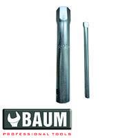 Ключ свечной трубчатый 16 мм BAUM 191-16