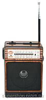 Радиоприемник колонка MP3 Golon RX-077 (078) Wooden