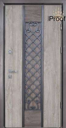 Двери уличные, STRAJ Proof, модель Классе(385), комплектация Proof Standard Hook, MUL-T-LOCK 352k, фото 2