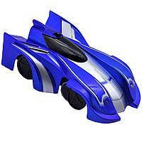 Антигравитационная машинка Car Wall Climber Синяя, фото 1
