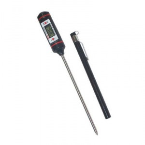 Цифровой термометр для системы климат-контроля автомобиля