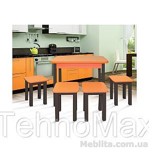 Кухонная мебель Браво 3 (стол со стульями)