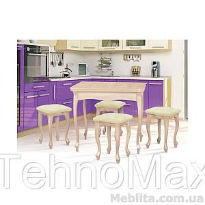 Кухонная мебель Браво (стол со стульями)
