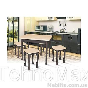 Кухонная мебель Браво 2 (стол со стульями)