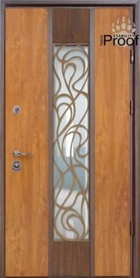 Двери уличные, STRAJ Proof, модель Невада Proof, комплектация Proof Standard Hook, MUL-T-LOCK 352k, фото 2