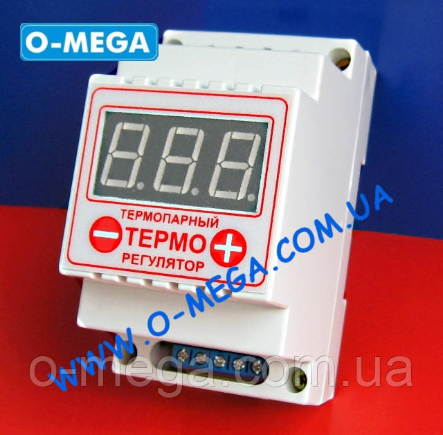 Терморегулятор цифровой термопарный ЦТР-2т (-99...+999)