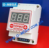 Терморегулятор цифровой термопарный ЦТР-2т (-99...+999), фото 1