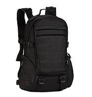 Тактический городской рейдовый рюкзак molle platform 27L Protector Plus black, фото 1