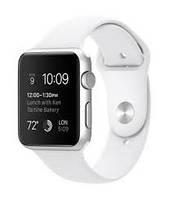 Часы Apple Watch (MJ3N2) Sport 42 mm White, фото 1