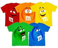 Парные футболки MM Dems