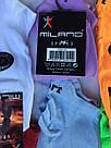 Жіночий короткий стрейчевий носок тм MILANO, фото 2