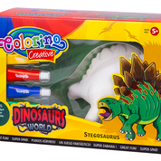 """Набор для рисования """"Стегозавр"""", Colorino"""