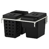 VARIERA/UTRUSTA мусорные контейнеры для шкафа